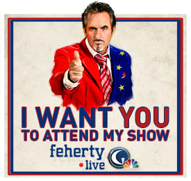 Feherty Live