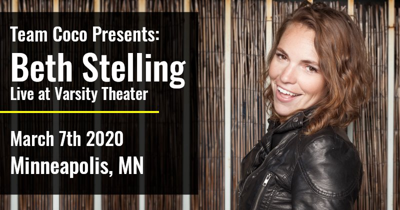 Beth Stelling Live at Varsity Theater