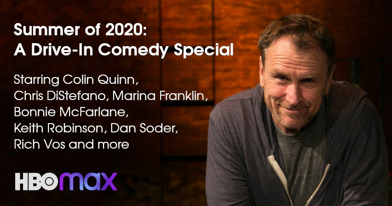 Colin Quinn | A Drive-In Comedy Special