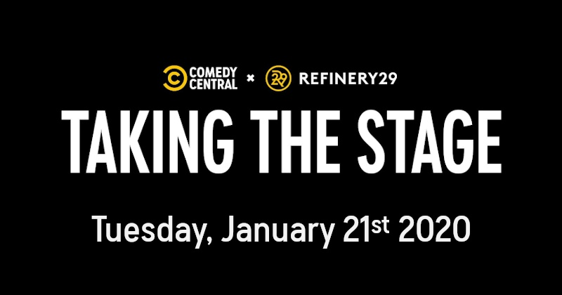 Comedy Central Stand-Up Live from New York