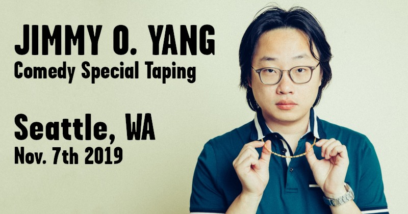 Jimmy O. Yang Comedy Special