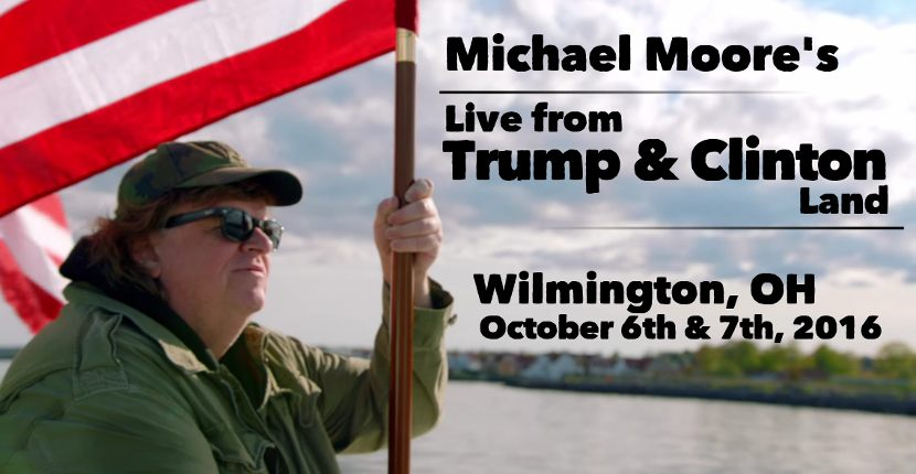 Michael Moore   TV Special