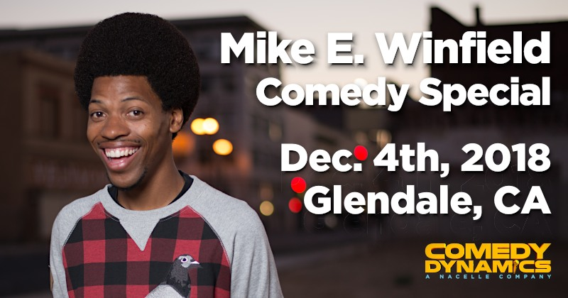 Mike Winfield Comedy Special