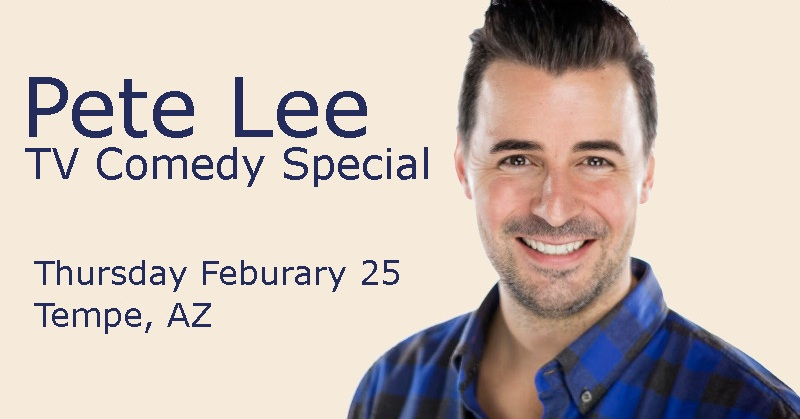Pete Lee | Comedy Special
