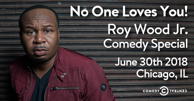 Roy Wood Jr Comedy Special