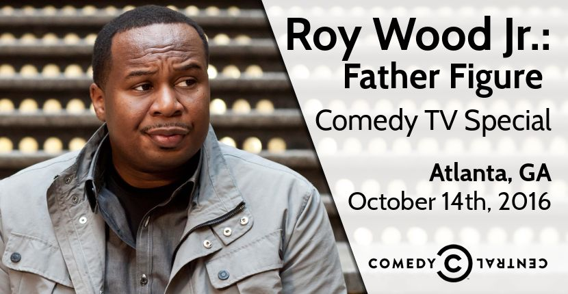 Roy Wood Jr Show Comedy Central