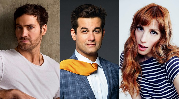 The Bullseye with Jeff Dye, Michael Kosta and Molly_Bernard