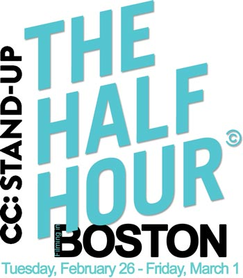 The Half Hour in Boston | Comedy Central